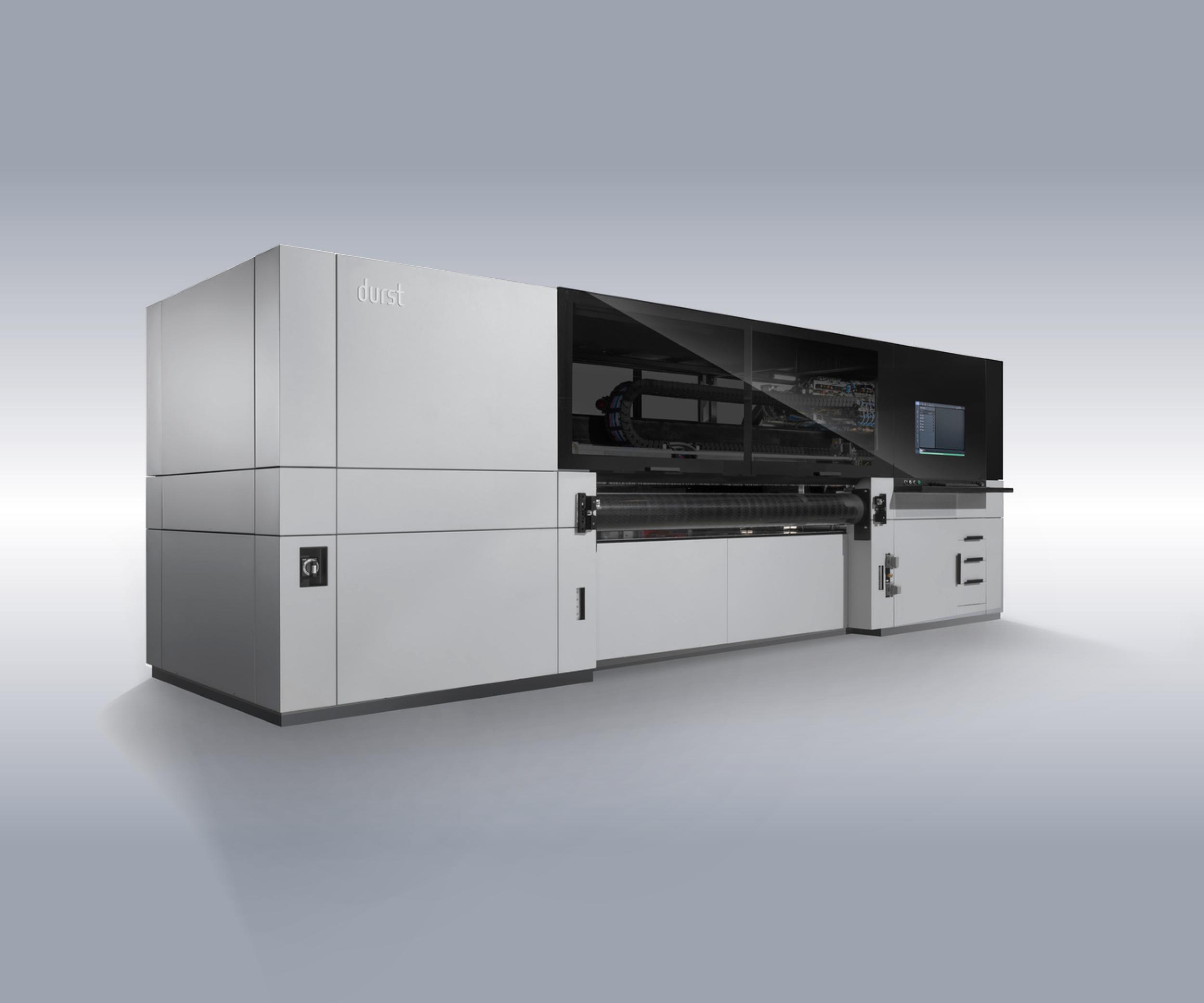 Stampante Durst P5 in Printmateria